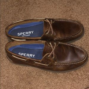 Men's sperry topsider shoes size 9